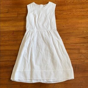 ❤️3/$25 White Gap Dress